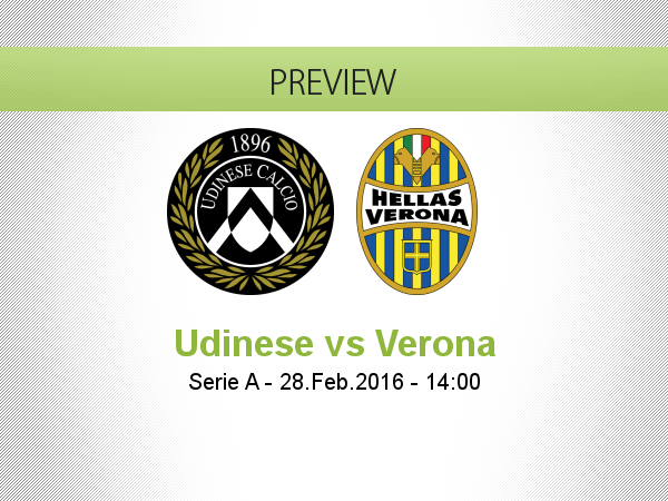 analysis udinese vs hellas verona 28 february 2016