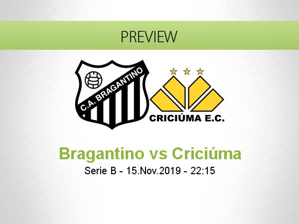 Rb Bragantino Criciuma Betting Prediction